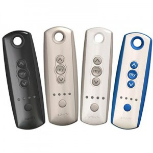 somfy remote